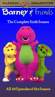 Barney & Friends The Complete Sixth Season