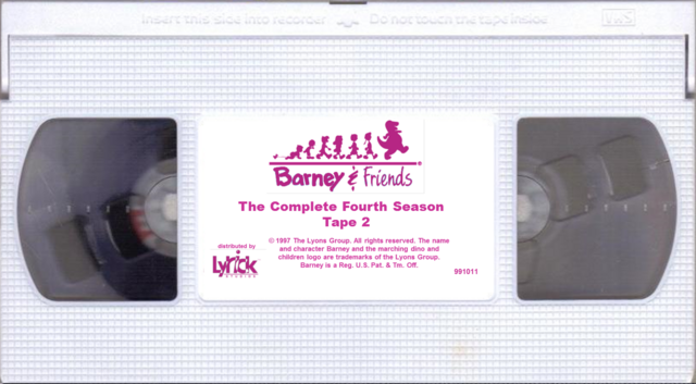 File:Barney & Friends The Complete Fourth Season Tape 2.png