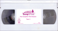 Barney & Friends The Complete Third Season Tape 2