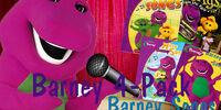 Barney 4 Pack: Barney Songs