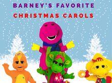 Barneysfavoritechristmascarols