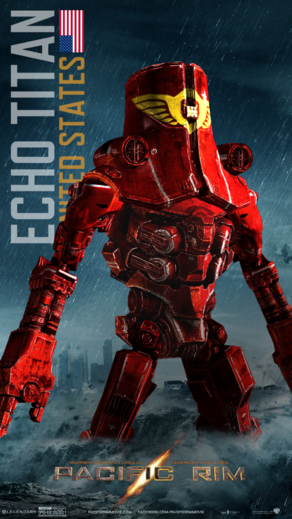 Echo titan