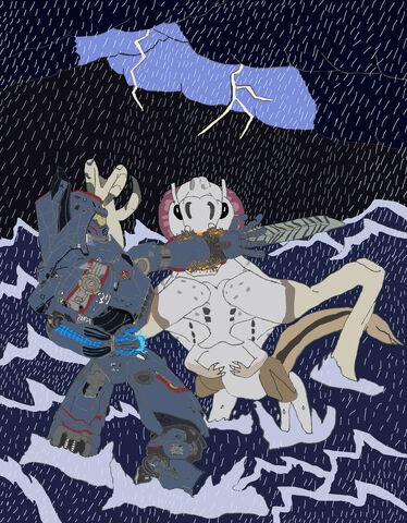 File:Gipsy danger vs kishin by kaijuwithnoname-d6ejhfb.jpg