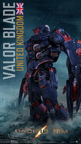 Valor Blade