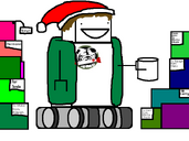 Christmas Mecha-Chuck (with gifts) copy