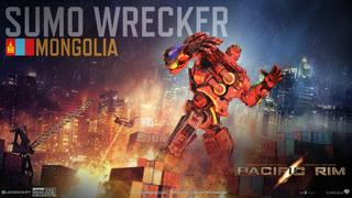 JaegerPoster - Sumo Wrecker