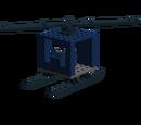 Agents Spy Plane