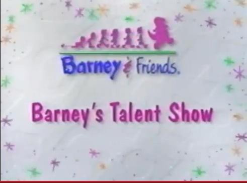 Talent Show (1989-1996)