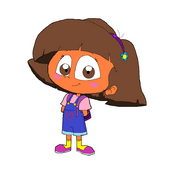 Dora's new casual