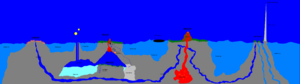 North-eastern islands layer map