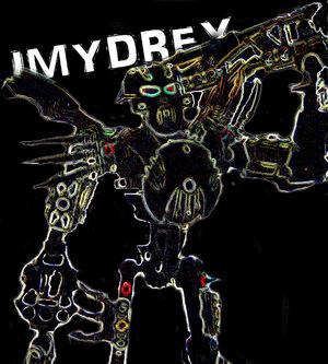 Imydrex stylised rendering