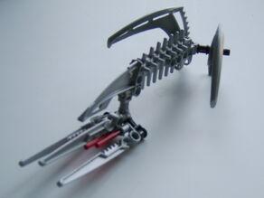Mega razor laser blaster