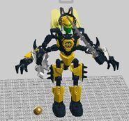 Corrupt Wasp LDD