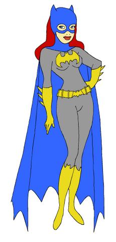 File:Batgirl art.png
