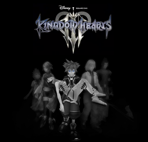 File:Fanmade Kingdom Hearts III poster.png
