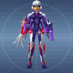 Majel Custom Robo Arena