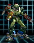Javelin Green