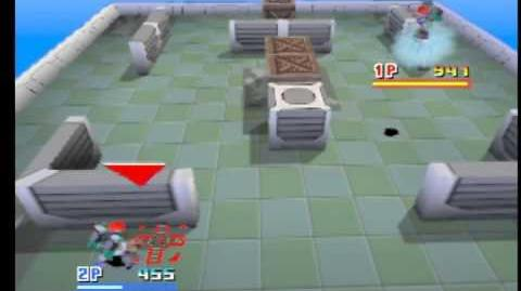 Custom Robo (N64) - Bomb Parts - Left Shot Bomb H