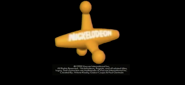 File:Nickelodeon Logo From The Custom Rugrats Video Lucky Days!.png