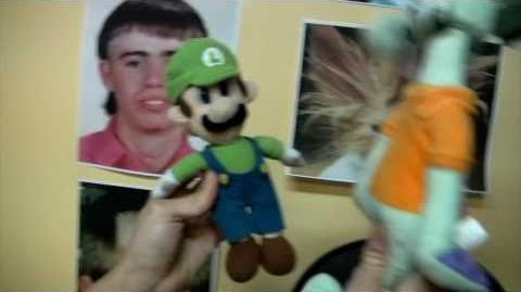 Cute Mario Bros - My New Haircut
