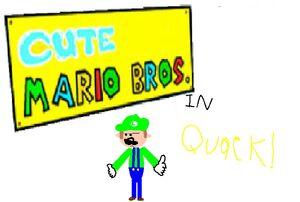 QUACK! Cute Mario Bros