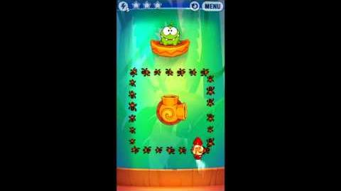 Cut The Rope Experiments - Level 8-14 - 3 Stars
