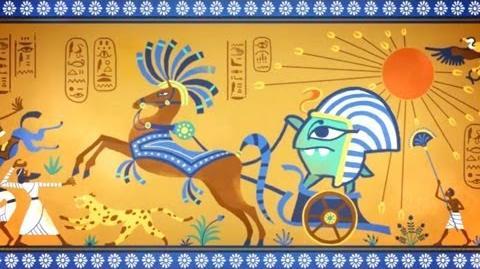 Om Nom Stories 15 Ancient Egypt