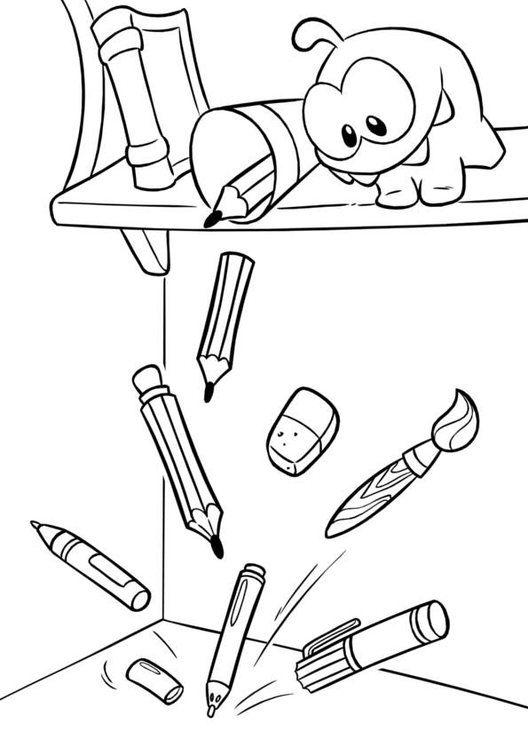 rope coloring pages - cut the rope coloring pictures coloring pages