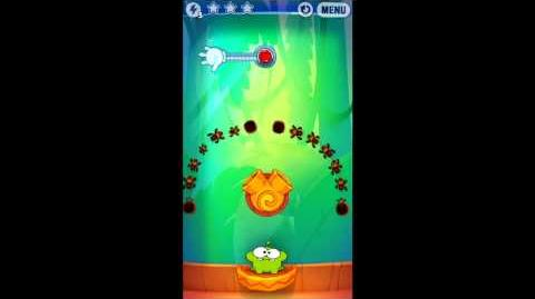 Cut The Rope Experiments - Level 8-15 - 3 Stars