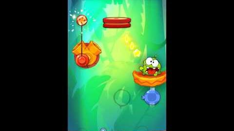 Cut The Rope Experiments - Level 8-25 - 3 Stars