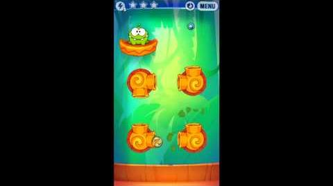 Cut The Rope Experiments - Level 8-6 - 3 Stars