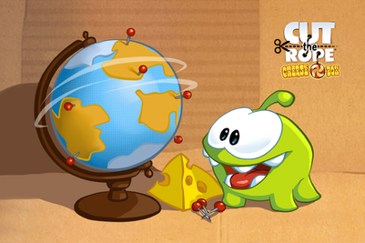 Cheese and globe