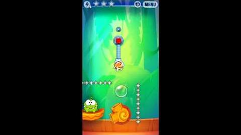 Cut The Rope Experiments - Level 8-10 - 3 Stars