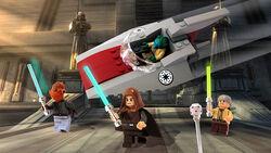 Jedi Mission Main