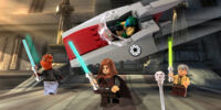 Jedi Mission Battle Pack