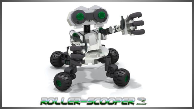 ROLLER-SCOOPER V1 16-9