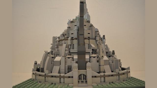 Minas Tirith 3