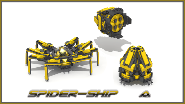 Spider ship 2