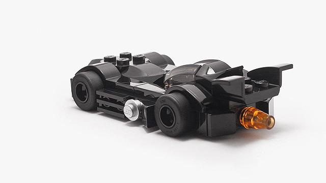 Mini Batmobile 3