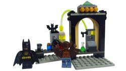 Man Bat's Lab