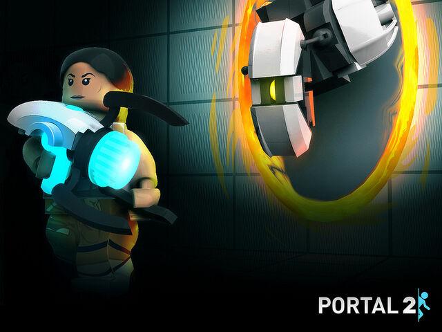 File:Lego Portal wallpaper 1.jpg