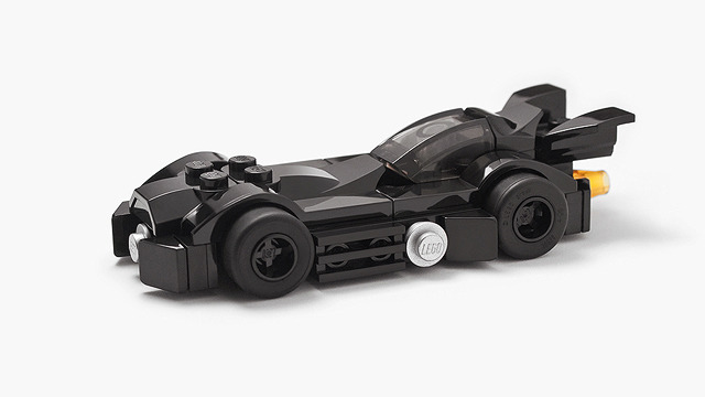 Mini Batmobile 2