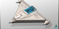 UFO Triangular