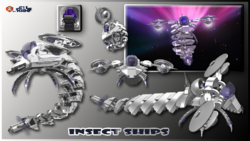 Insect ship 3