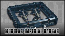 Star Wars Modular Imperial Hangar