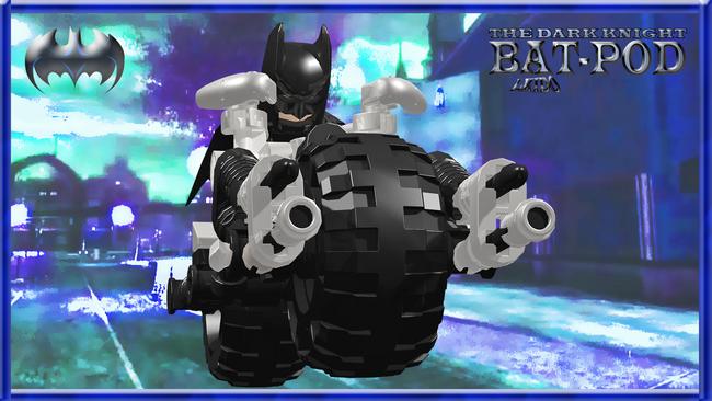 Bat pod 1.3