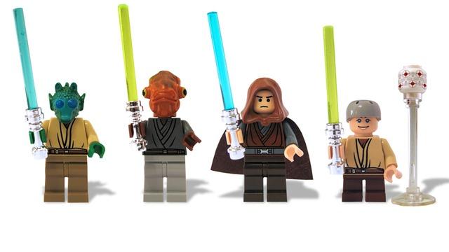 Jedi Mission 1