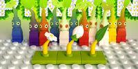 LEGO PIKMIN MEMORIAL - ピクミンメモリアル