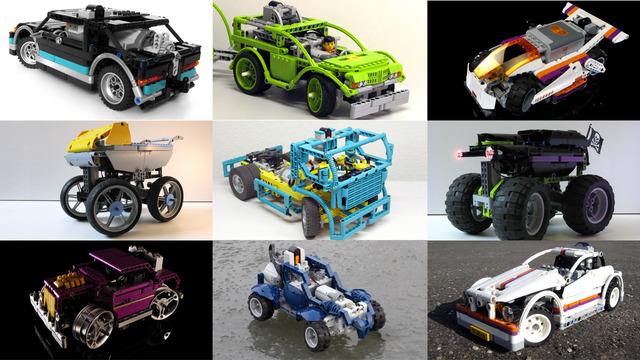 Omniwheel Vehicle1