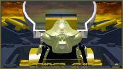 Spider ship 4 minifigure 16-9